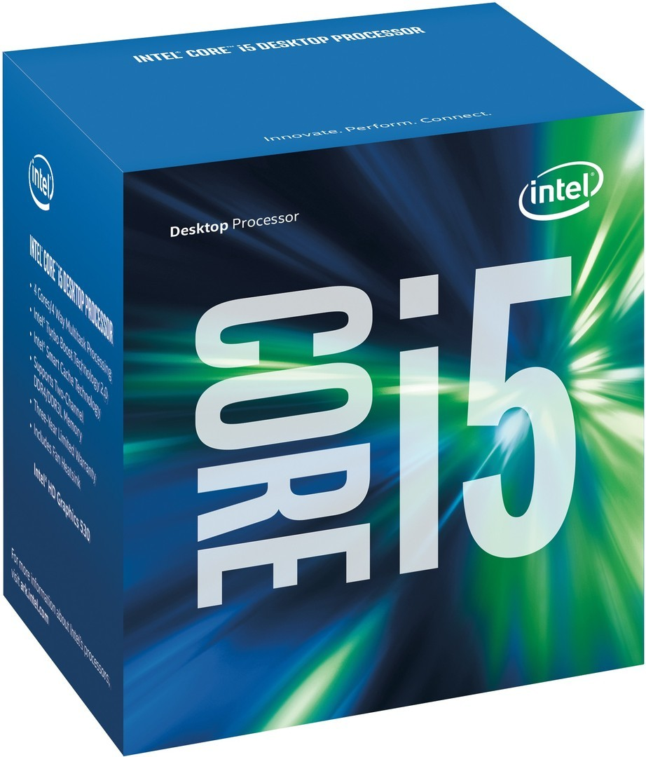 Intel Core i5-6402P @ 2.8GHz