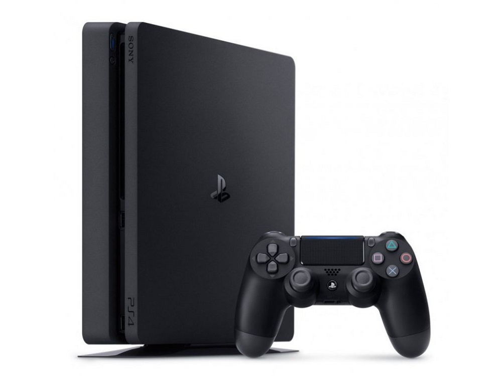 SONY PlayStation 4 - 1TB slim Black CUH-2116B
