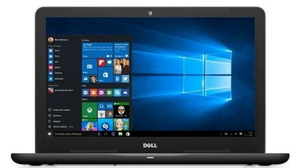 Dell Inspiron 15 (5567) 256GB black (N-5567-N2-713K)