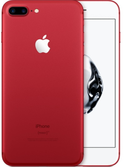 APPLE iPhone 7 Plus 128GB Red DE