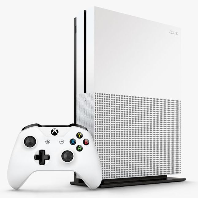 MICROSOFT Xbox One S 500GB White + Minecraft (90714913)