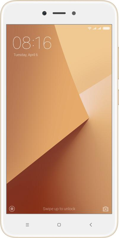 XIAOMI Redmi Note 5A 16GB 2GB Ram LTE Gold