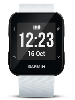 Garmin Forerunner 35 Optic White