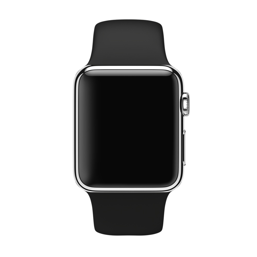 APPLE Watch Series 1 38mm Black
