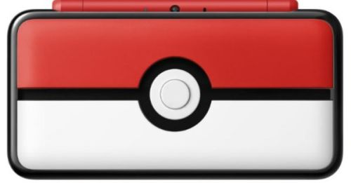 Nintendo New 2DS XL Pokéball Edition Game Console