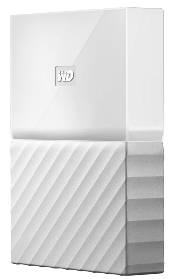 Western Digital My Passport 4TB (WDBYFT0040BWT-WESN)