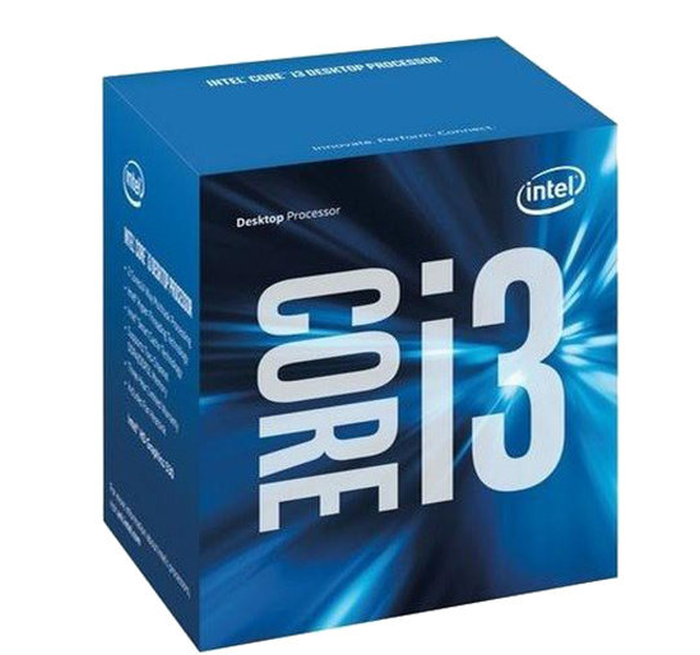 Intel Core i3-6100 @ 3.7GHz