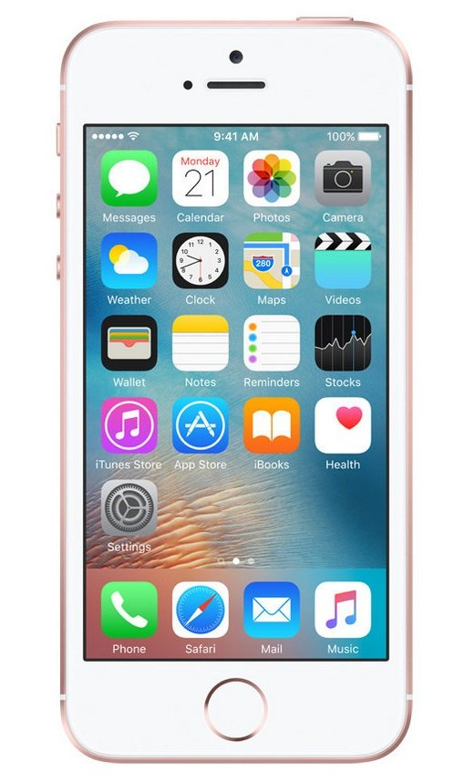 APPLE iPhone SE 32GB Rose Gold UK