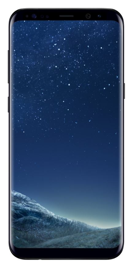 SAMSUNG Galaxy S8 Plus G955G LTE 64GB Black EU