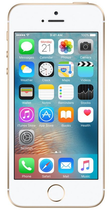APPLE iPhone SE 32GB Gold UK