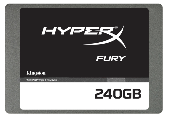 Kingston HyperX FURY 240GB MLC