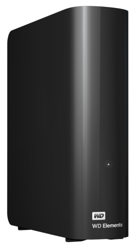 Western Digital Elements Desktop 4TB