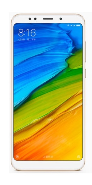 XIAOMI Redmi 5 Plus DualSim 32GB Gold Global