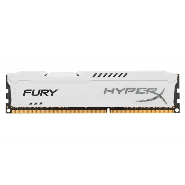 Kingston HyperX Fury White 16GB DDR3 1600MHz