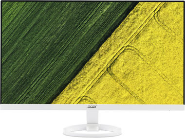 ACER R241YWMID White