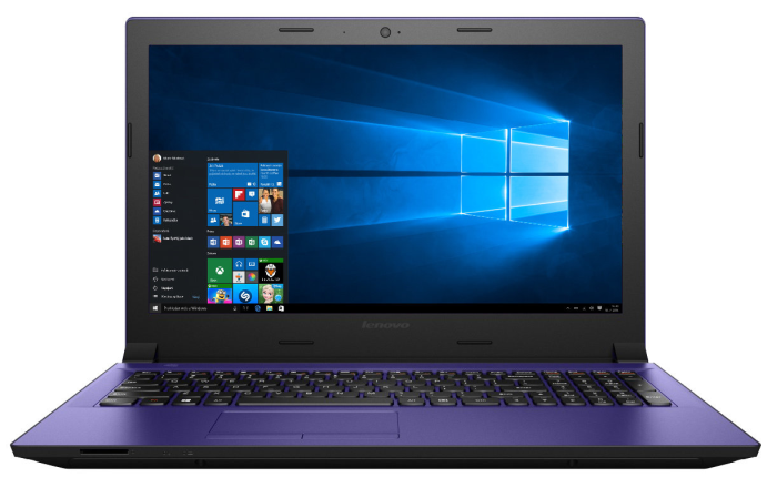 LENOVO IdeaPad 305 purple