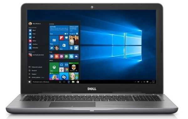 Dell Inspiron 15 5567 2 grey (N-5567-N2-517S)