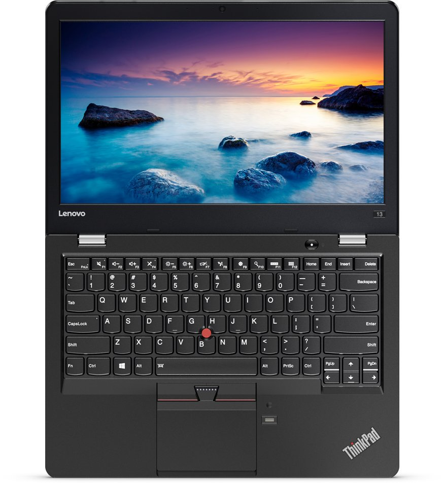 LENOVO ThinkPad 13 Gen 2 Black (20J1003EMC)