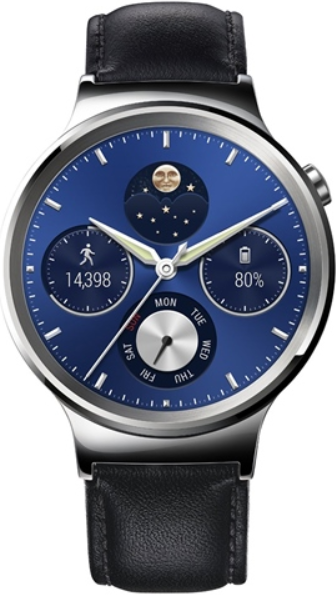 HUAWEI Watch W1 Stainless Steel
