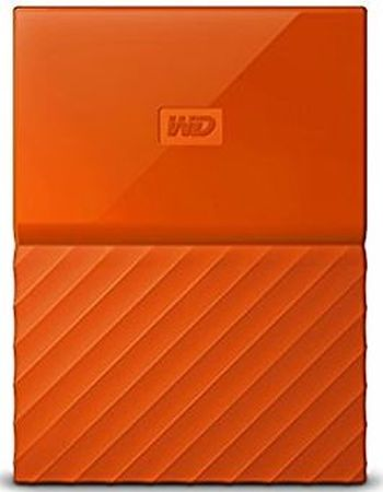Western Digital My Passport 2TB Orange