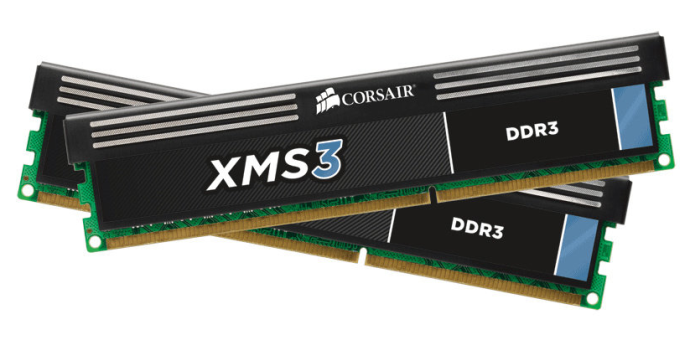 Corsair XMS3 8GB DDR3 1333MHz