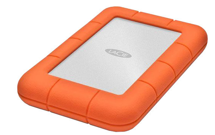 LaCie Rugged v2 1TB