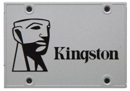 Kingston SSDNow UV400 480GB Silver (SUV400S3B7A/480G)