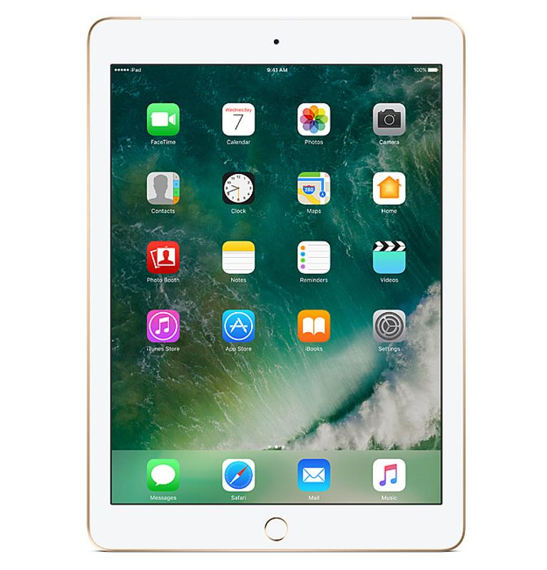APPLE iPad 9.7 (2017) 32GB Cellular Gold (MPG42FD/A)