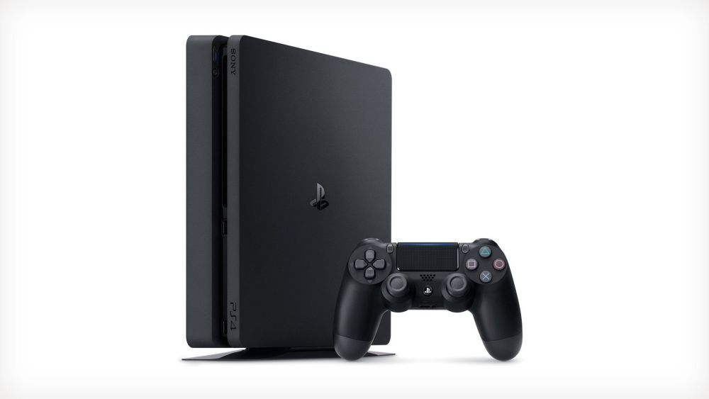 SONY PlayStation 4 - 2TB slim Black CUH-2016