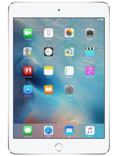 APPLE iPad Mini 4 128GB WiFi Silver/ 7.9/ 2048x1536
