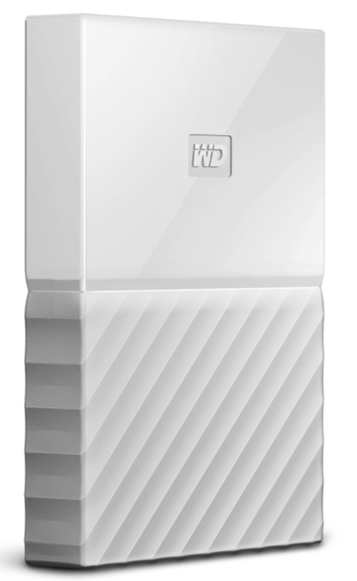 Western Digital My Passport 1TB White