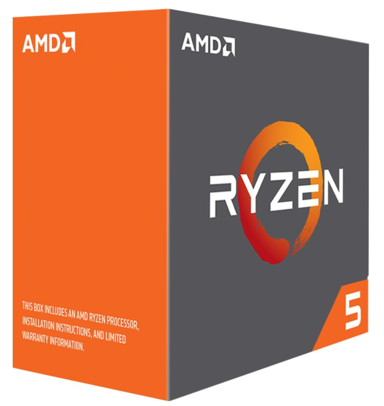 AMD RYZEN 5 1600X @ 3.6GHz