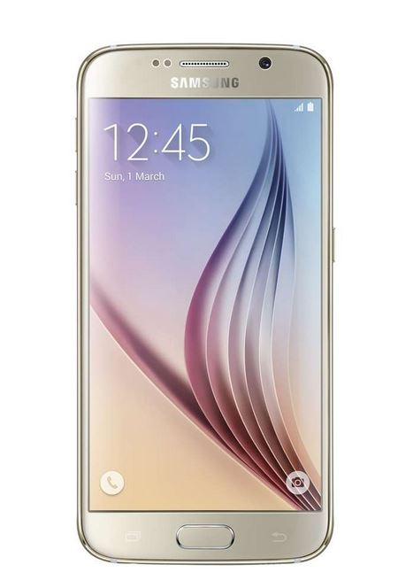 SAMSUNG G920F Galaxy S6, 32GB - Gold