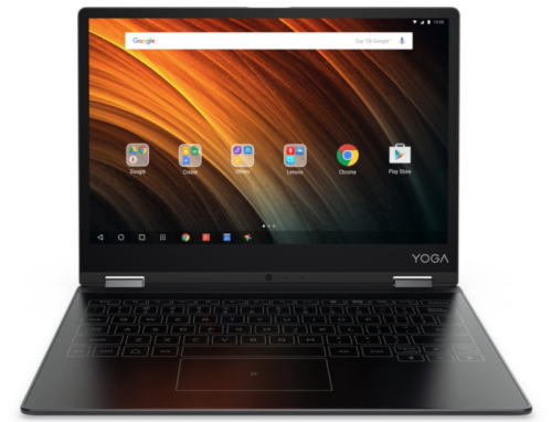 LENOVO YOGA A12 32GB Grey (ZA1Y0028CZ)