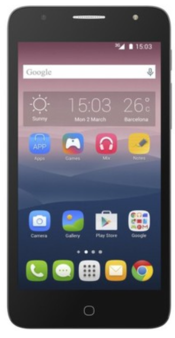 ALCATEL Pop 4 5051D Dual 8GB Gold EU