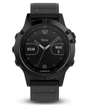 Garmin Fenix5 Black Optic TRI Performer Black