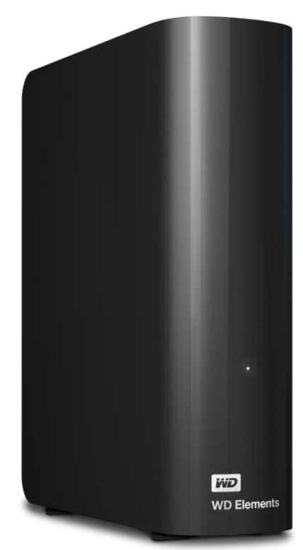 Western Digital Elements Desktop 5TB (WDBWLG0050HBK-EESN)