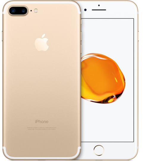 APPLE iPhone 7 32GB Gold DE