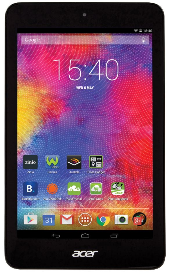 ACER Iconia One 7 Black NT.L65EE.003