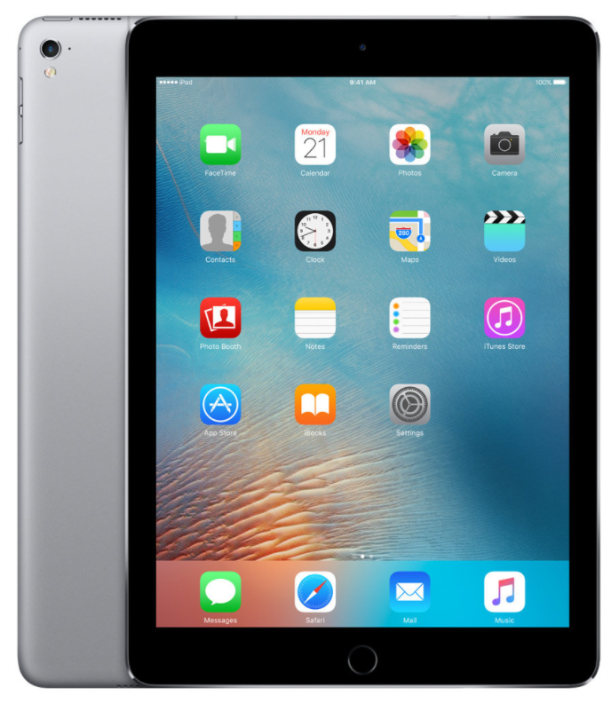 APPLE iPad 9.7 (2017) 128GB Cellular Space Grey