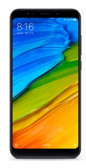 XIAOMI Redmi 5 Plus DualSim 32GB Black Global