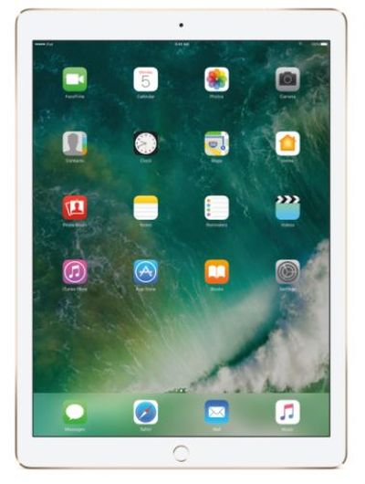 APPLE iPad Pro 12.9 Wi-Fi + Cellular 64GB Gold (MQEF2FD/A)