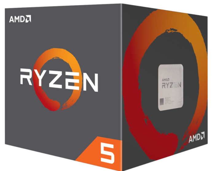 AMD RYZEN 5 1500X @ 3.5GHz