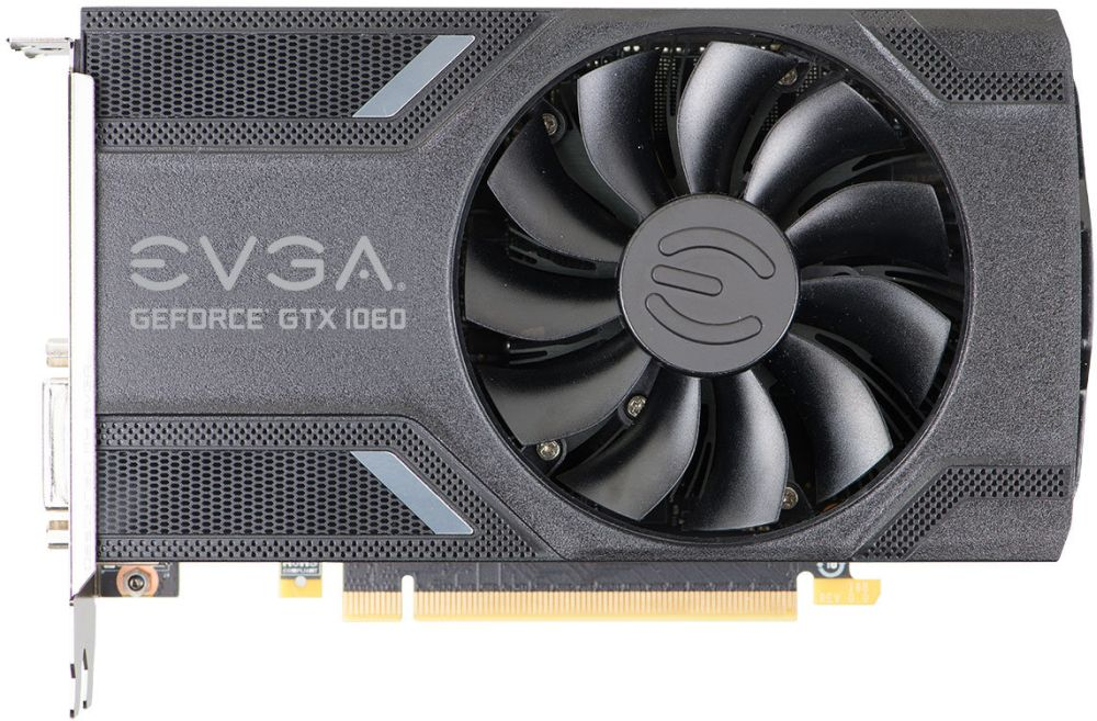 EVGA GeForce GTX 1060 GAMING 3GB DDR5, 03G-P4-6160-KR