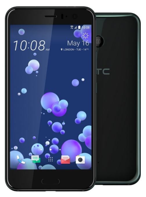 HTC U11 64GB Dual Sim Black