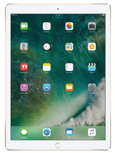 APPLE iPad Pro 12.9 Wi-Fi 64GB Gold MQDD2FD/A