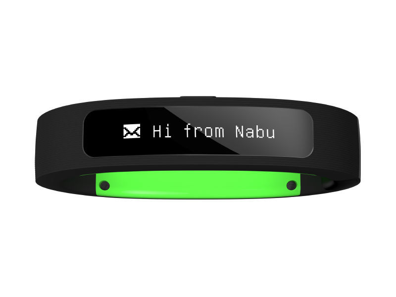 Razer Nabu Green 2015 - Small/Medium