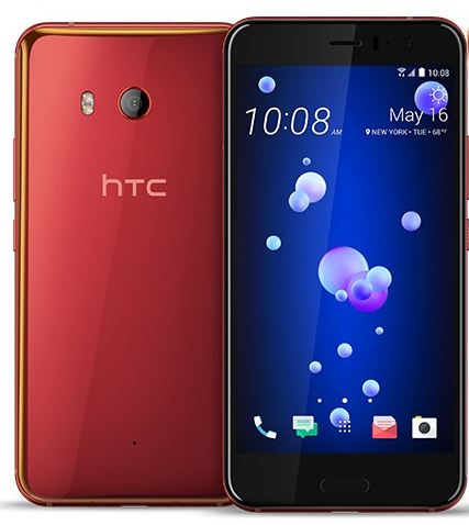 HTC U11 64GB Dual Sim Solar Red