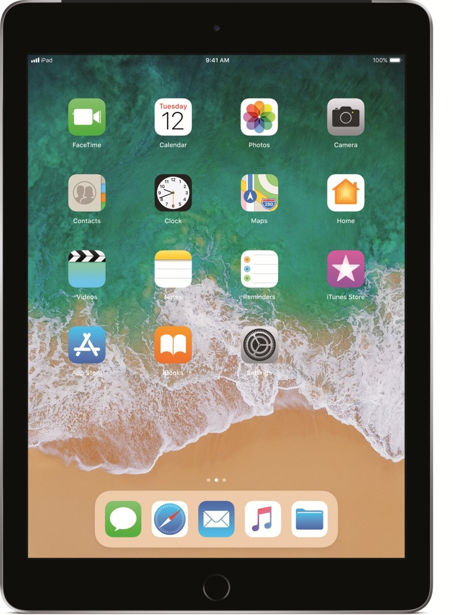 APPLE iPad 9.7 (2018) 32GB LTE Grey