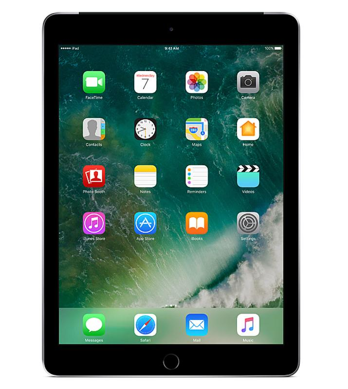APPLE iPad 32GB WiFi Cellular 2017 Space Gray